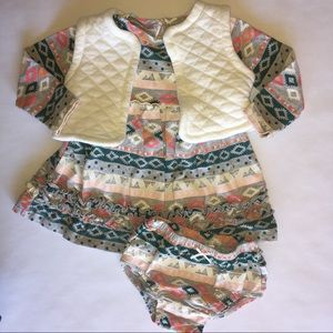 3/$12 Bundle Baby Dress